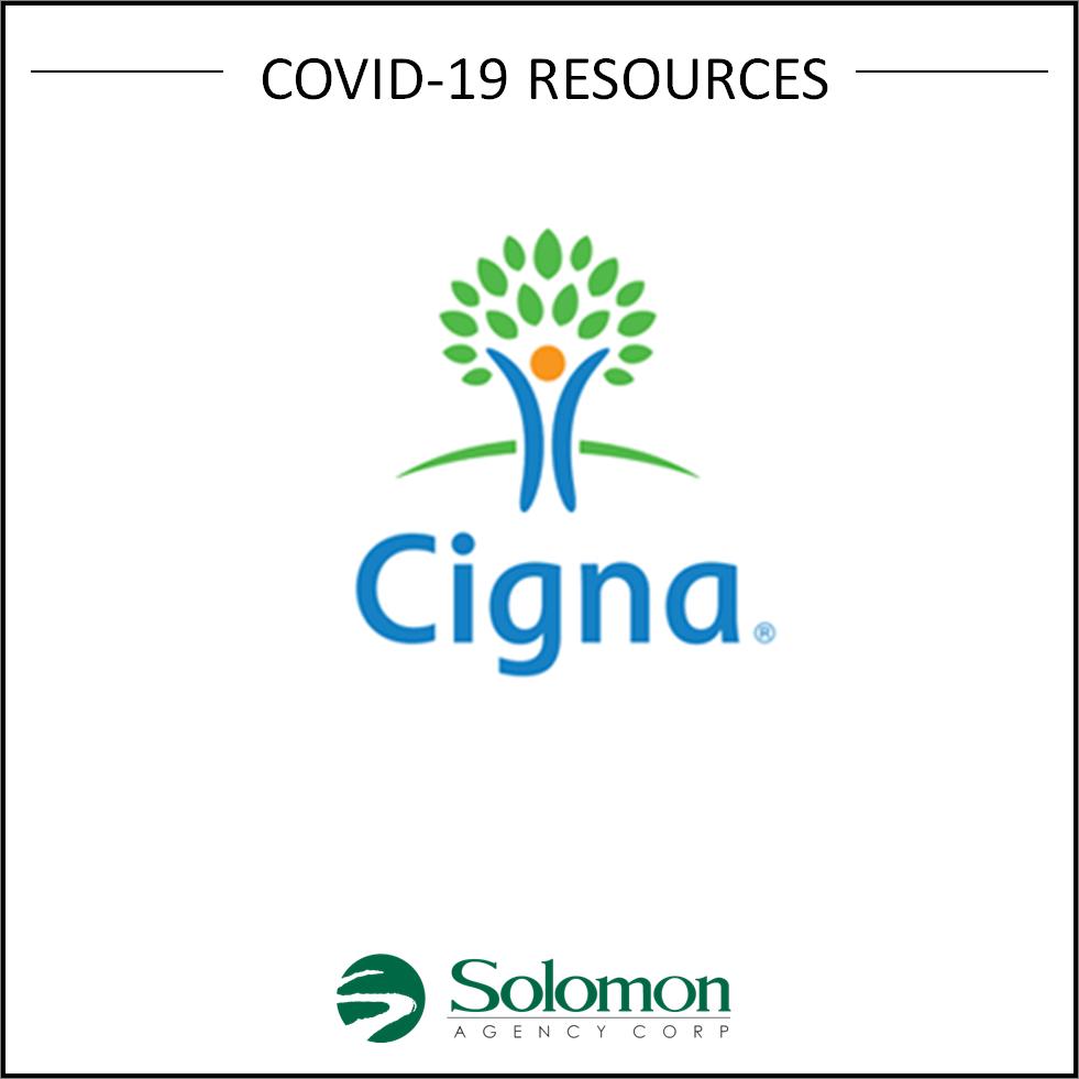 COVID-19 RESOURCES | Cigna Healthcare