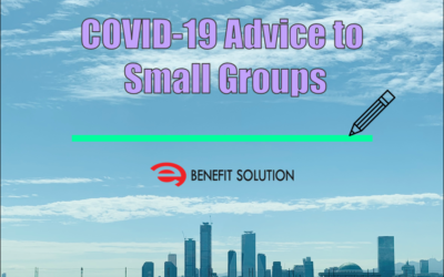 COVID-19 RESOURCES | Advice to Small Groups