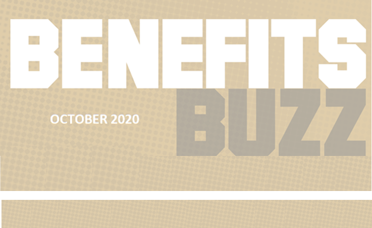 BENEFITS BUZZ October
