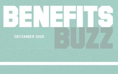 BENEFITS BUZZ December