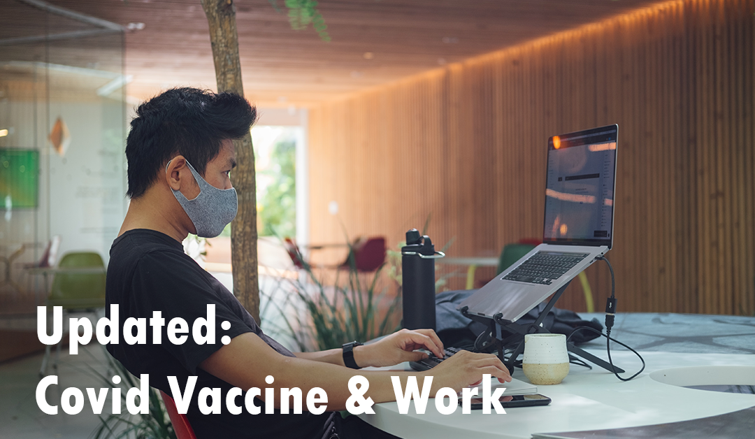 Updated Guidance on Workplace Vaccine Requirement